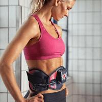 Bauchmuskelgürtel Abs-a-Round Pro von Gymform im Test 2018