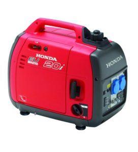 Honda Inverter Stromerzeuger EU 20 I Test