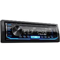 DAB Autoradio JVC KD-X451DBT im Test 2018