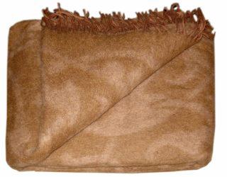 Die Kamelhaardecke 140 x 200cm Kamel Plaid Blanket Sofadecke im test und vergleich