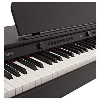 Die Klangqualität vom DP6 E-Piano von Gear4music im Testvergleich