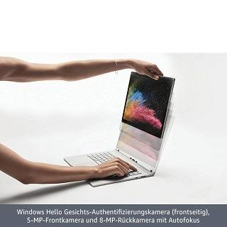 Das Microsoft Surface Book 2 Laptop ist einfach zu bedienen Test