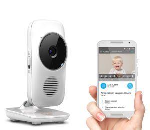 Motorola MBP 67 Connect Video Babyphone