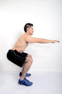 Online Fitness Studio Mann