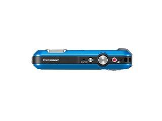 Bedienknöpfe von Panasonic LUMIX DMC-FT30EG-A Unterwasserkamera im Test