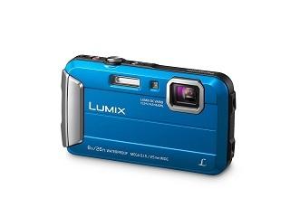 Panasonic LUMIX DMC-FT30EG-A Unterwasserkamera im Test & Vergleich