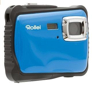 Frontseite von Rollei Sportsline 64 Unterwasserkamera im Test