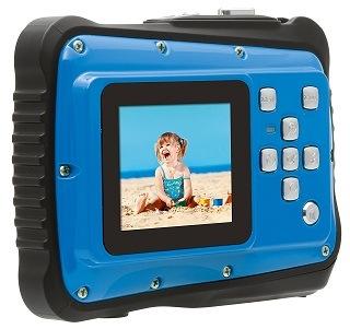 Bildqualität von Rollei Sportsline 64 Unterwasserkamera im Test