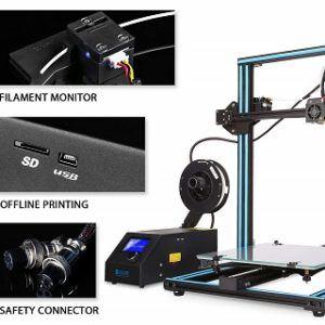 Test: Schneider der Dateifür den 3D-Druck