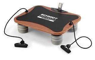 Ansicht von Schmidt Sportsworld Vib 11 Vibrationsplatte im Test
