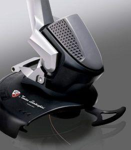 Der RT 6070 Elektro Rasentrimmer ist sehr robust und stabil Test
