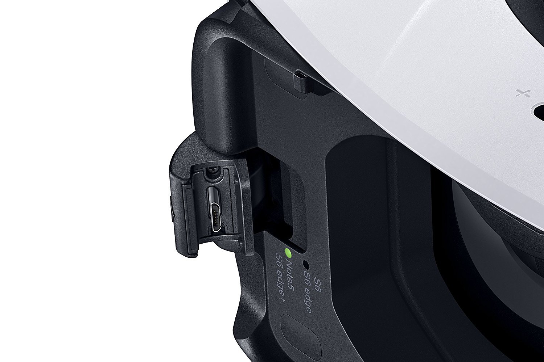 VR Brille Test - die wichtigsten Anschlüsse einer VR Brille