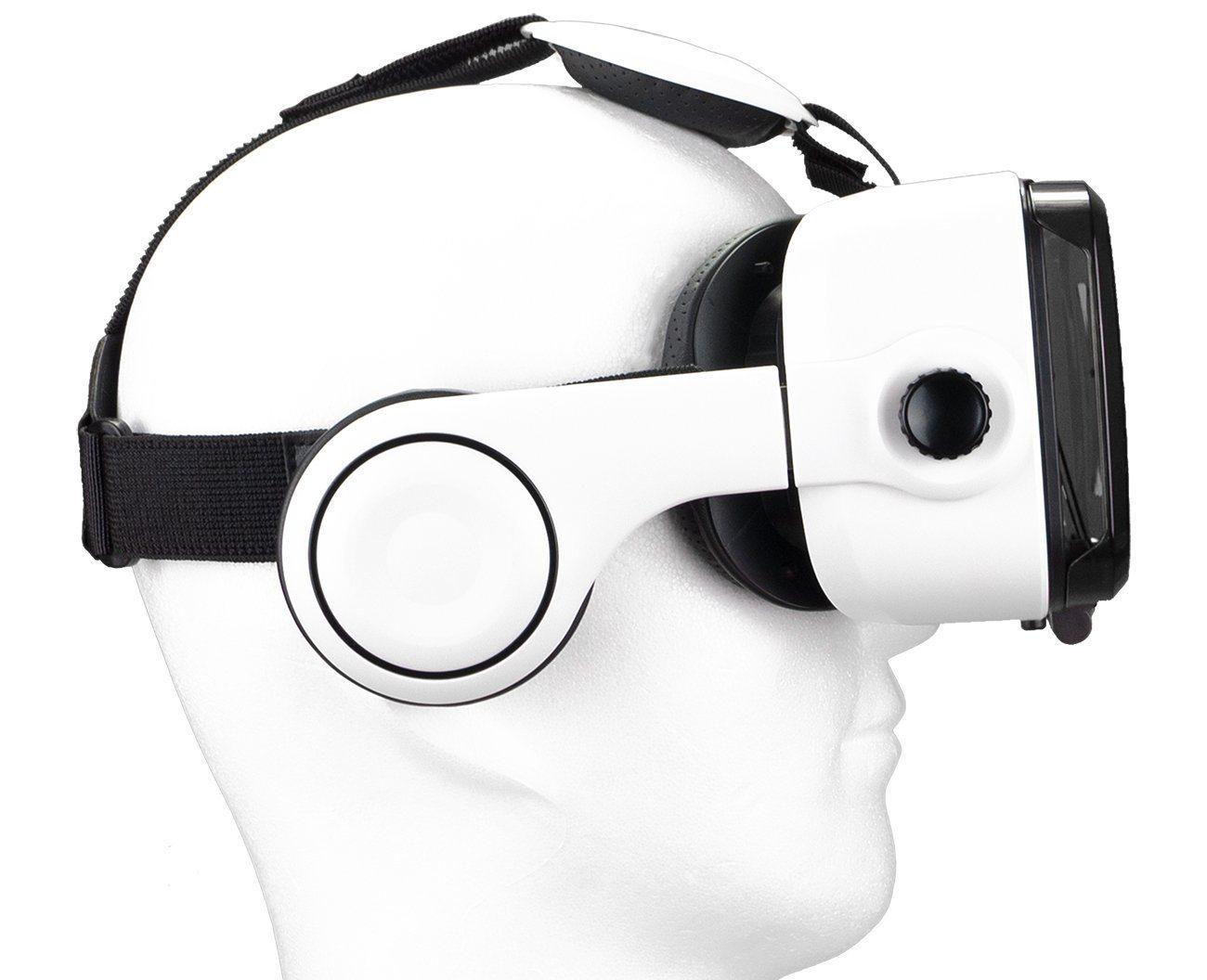 VR Brille Test - Handhabung und Tragekomfort von einer VR Brille