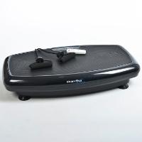 Vibrationsplatte Test Skandika Home Vibration Plate 600 schwarz