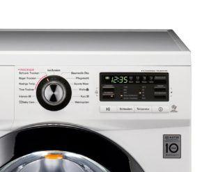 Waschtrockner Test:Fazit zum Waschtrockner im Test