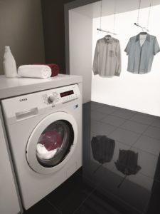 Waschtrockner Test: Das Fassungsvermögen