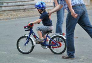 Alle Zahlen und Daten aus einem Fahrradhelm Test
