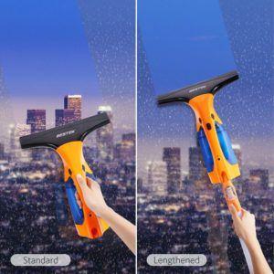 fernstersauger test: Die Reinigungsleistung des Fenstersaugers