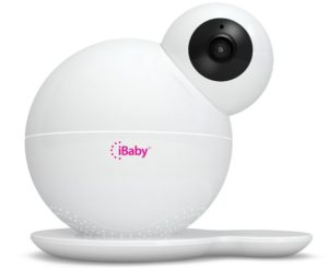 iBaby M6s Baby Monitor smartes Babyphone per App neig- und drehbare Kamera