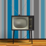 Fernseher einschalten bei Training auf Stepper