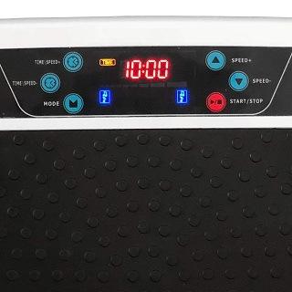Display von skandika Vibrationsplatte V1 Display im Test