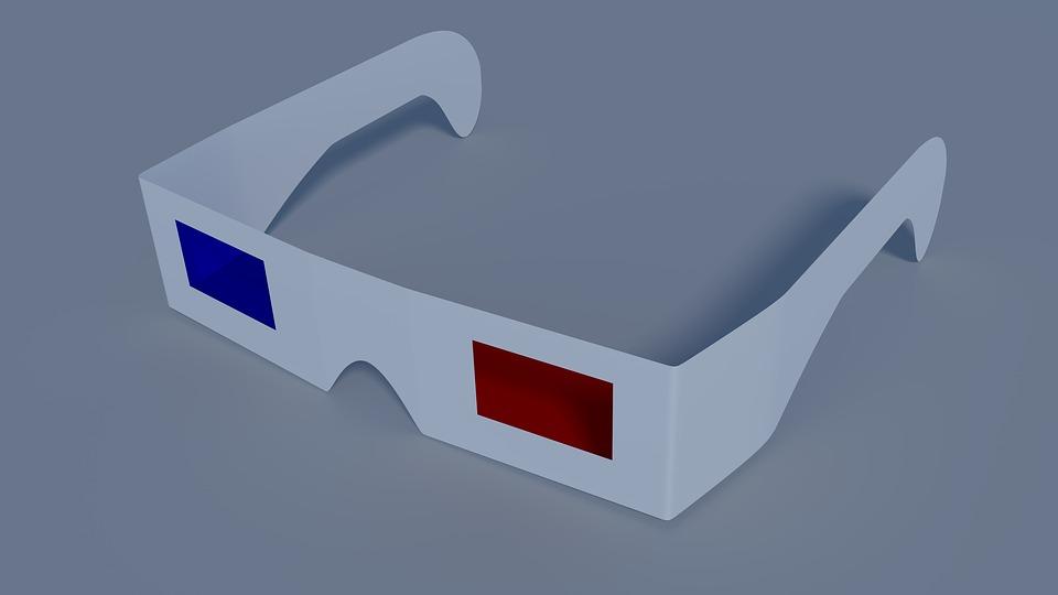 3D Brille Test - Die Geschichte der 3D Brillen