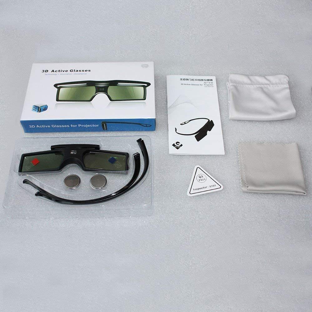 3D Brille Test - nützliches Zubehör für 3D Brille
