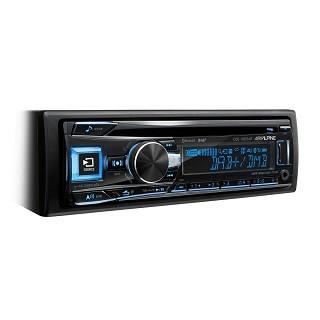 Das DAB Autoradio mit Bluetooth CDE-196DAB von Alpine im Test und Vergleich