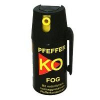 Das Ballistol KO-FOG im Pfefferspray Test und Vergleich