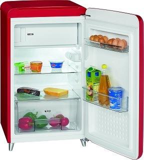 Inhalt von Bomann KSR 350 Kühlschrank im Test