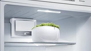 Energiefizienz des Bosch KSV36VW40 Serie 4 Kühlschrank im Test