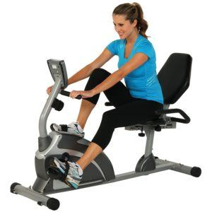 Exerpeutic 900XL Recumbent Bike Liege-Heimtrainer