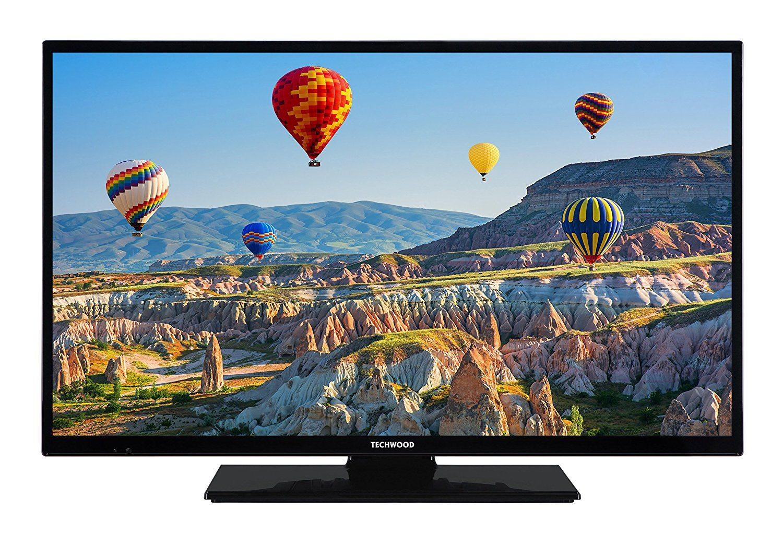 Fernseher im Surround System Test
