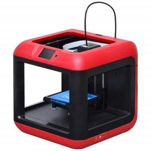 Der 1169 3D Drucker ist sehr einfach zu bedienen Test