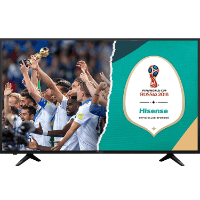 Hisense H32AE5500 32 Zoll Smart Tv Test