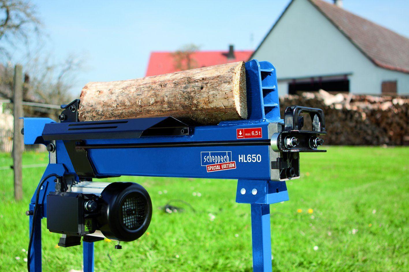 Holzspalter Anwendungsbereiche Im Test 6