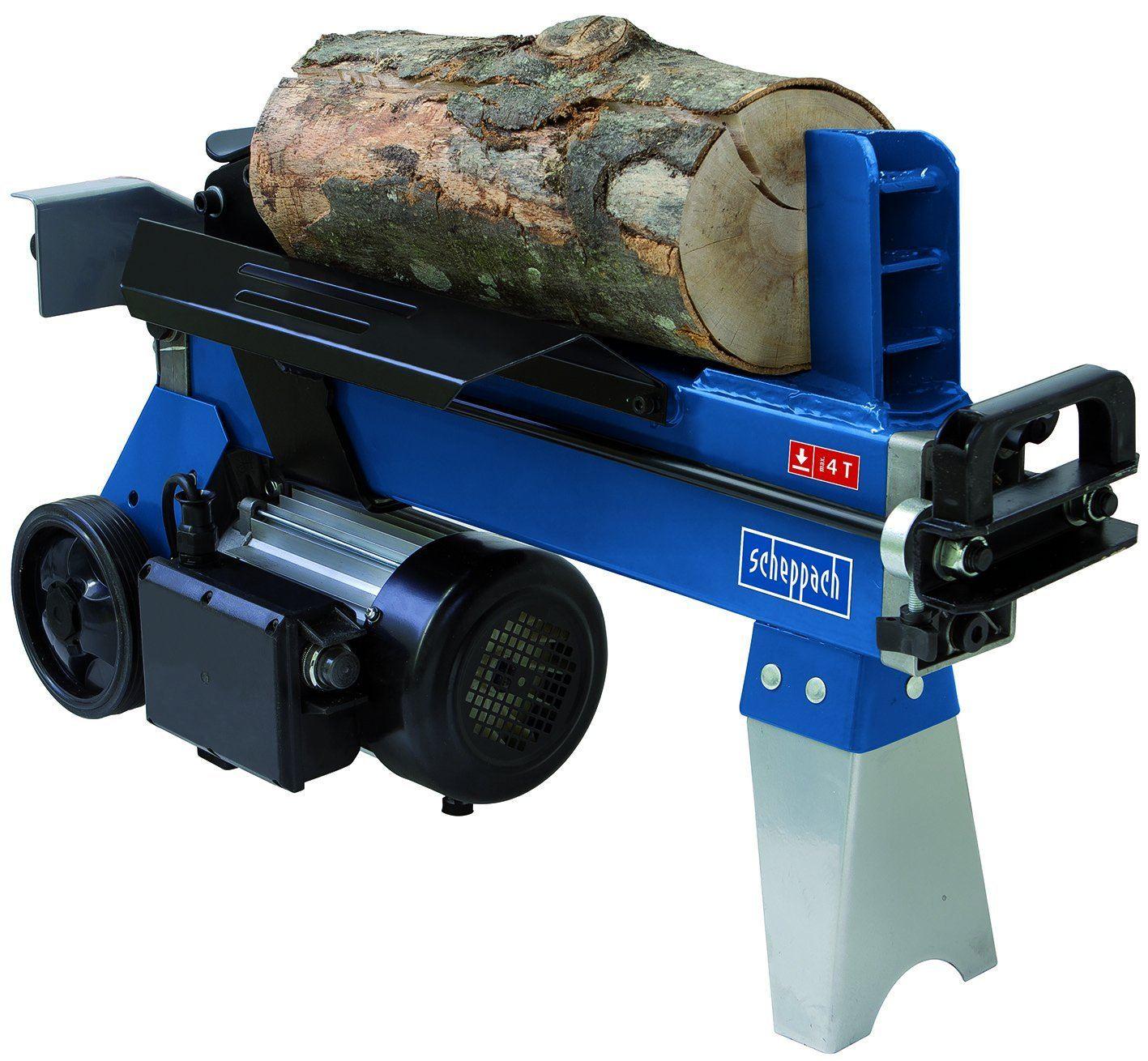 Holzspalter Anwendungsbereiche Im Test