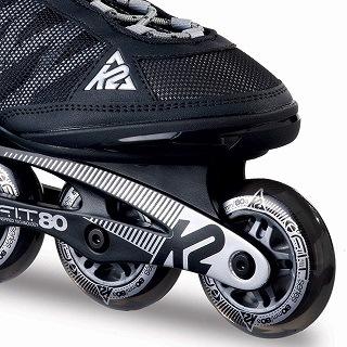 F.I.T. 80 ist unser Skate für Neulinge, die Leistung und Stil zu einem unschlagbaren Preis suchen Test