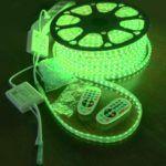 Verschiedene LED Streifen im LED Fernseher Test
