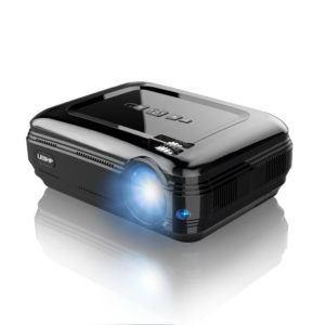 Der Beamer mit HDMI Anschluss 3200 von LESHP im Test und Vergleich