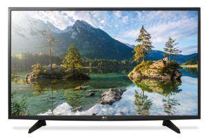 Ein LG 43LK5100PLA im LED Fernseher TEST und Vergleich