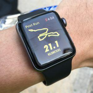 Laufuhr Test:Die Akkulaufzeit der Laufuhr