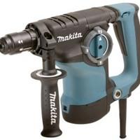 Bohrhammer HR2811FT von Makita in der Seitenansicht