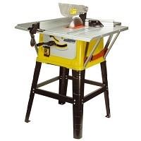 Brüder Mannesmann Werkzeug Tischkreissäge M12853 im Test
