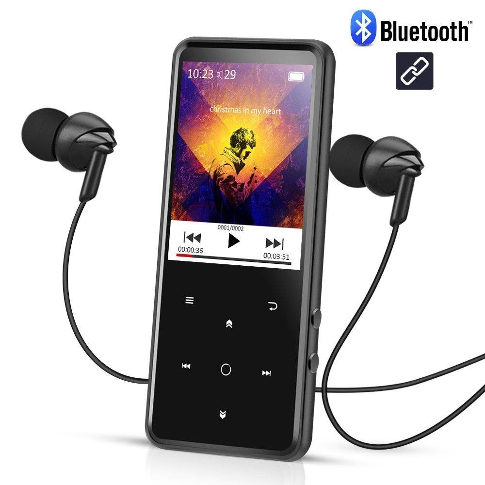 Mp3 Player mit Bluetooth und 16 Gb im Test