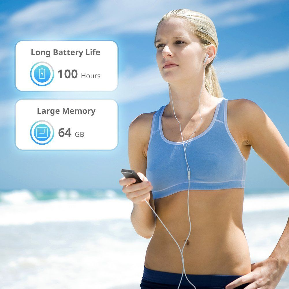 Mp3 Player Fitness Im Test