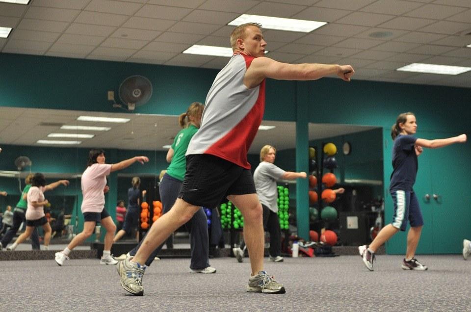 Online Fitness Studio Mybod-E Test - die Übungen der Online Fitness Studio Mybod-E