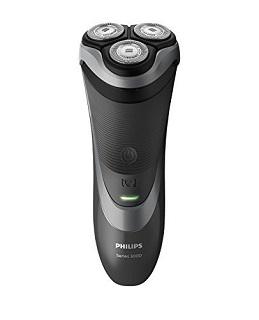Abmessungen von Philips Series 3000 S351006 Elektrorasierer im Test