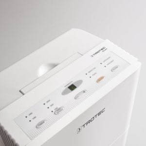 Verbrauchsdaten von Raumentfeuchtern im Test