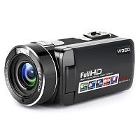 Dieser Video-Camcorder hat eine lebendige, lebensechte 1080p Videoauflösung und 24.0MP Bildauflösung Test